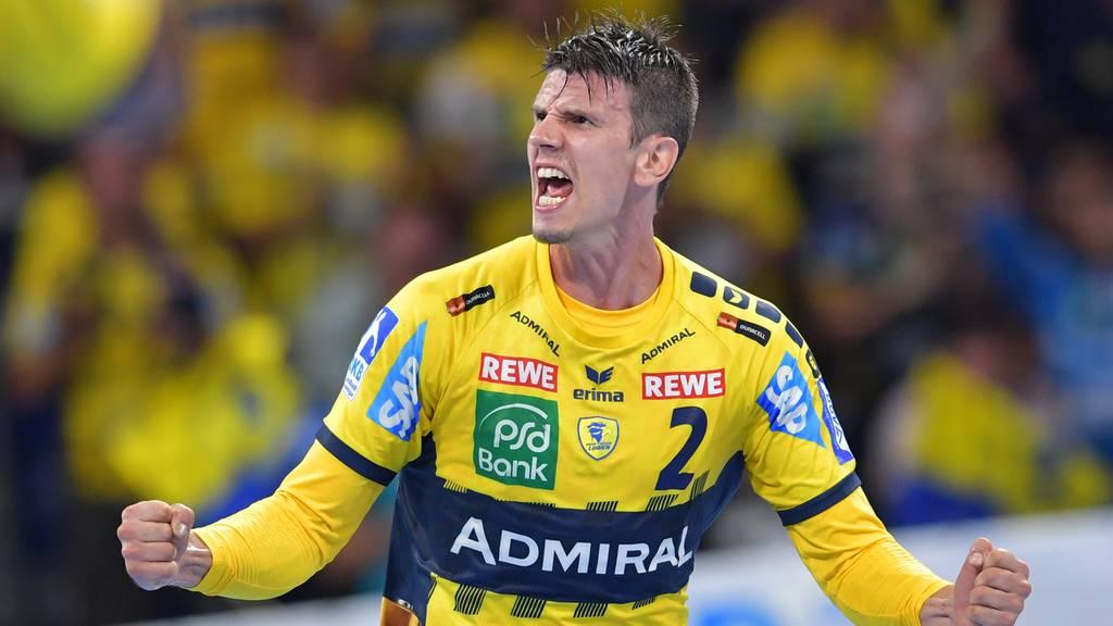 Handball-Spektakel mit Andy Schmid in Aarau