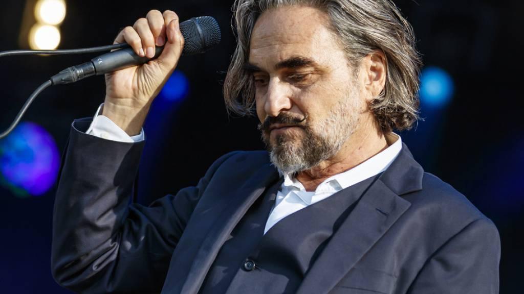 Stephan Eicher teilt Bühne mit Hunger, Suter und Bonaparte