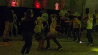 Kinderdisco Dorffest Ennetbaden 2019
