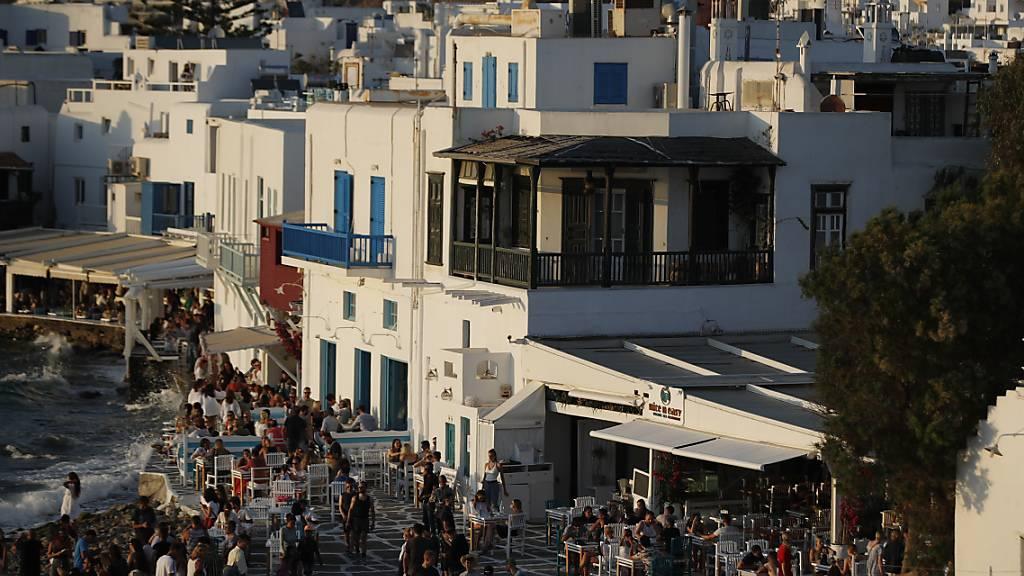 Griechenland verschärft Corona-Beschränkungen weiter