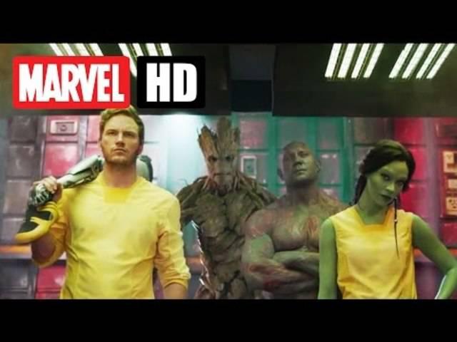 Offizieller Trailer zu «Guardians Of The Galaxy».