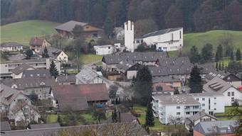 Luftaufnahme Künten. (ZVG)