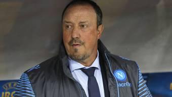 Real Madrid hat wie erwartet Rafael Benitez als neuen Trainer verpflichtet. Der 55-jährige Spanier erhält einen Vertrag über drei Jahre.