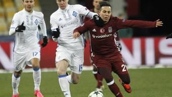 Kerim Frei - hier in der Champions League gegen Dynamo Kiew - wechselt in die zweite englische Liga