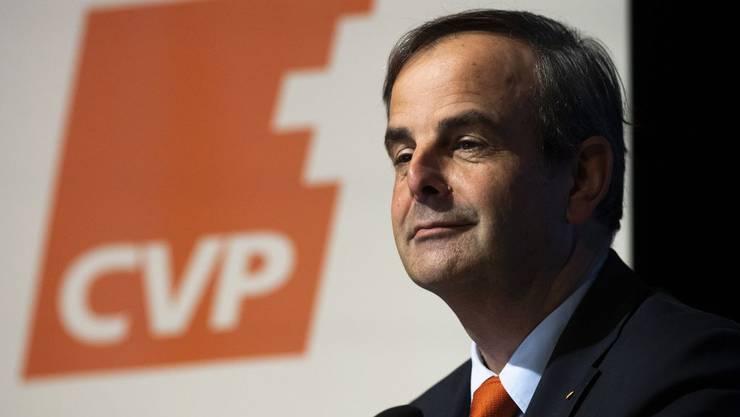CVP-Präsident Gerhard Pfister: «Hier bietet die BDP durchaus eine Chance – und wir müssen die Chance ergreifen.»