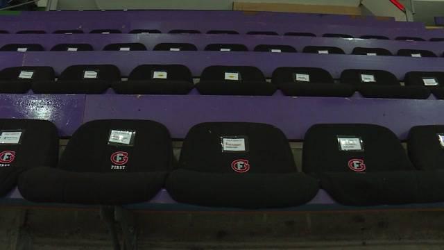 Mehr Sitz- statt Stehplätze