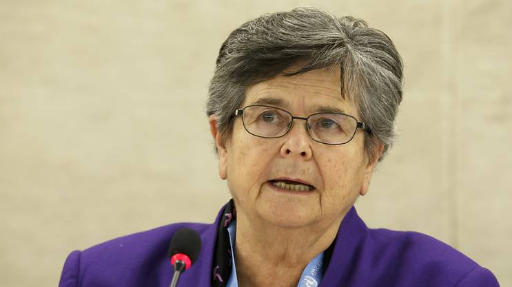 Alt-Bundesrätin Ruth Dreifuss plädiert für eine Entkriminalisierung von Drogen.