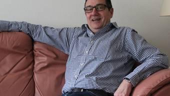 Mit seiner extrovertierten Art passt Frank Trettin ins Fernsehen.