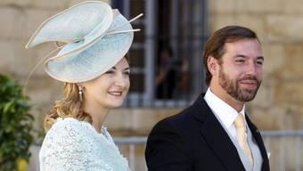 Feiert Geburtstag: Prinzessin Stéphanie von Luxemburg (Archiv)