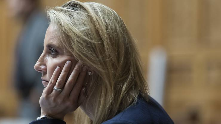 Die Genfer SVP-Nationalrätin Céline Amaudruz ist im Kanton Genf alkoholisiert Auto gefahren und von der Polizei erwischt worden.