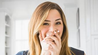 Wir berühren ständig unser Gesicht – und das könnte verschiedene Gründe haben.