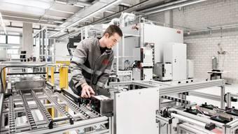 ABB Schweiz produziert Batterien für die Elektromobilität