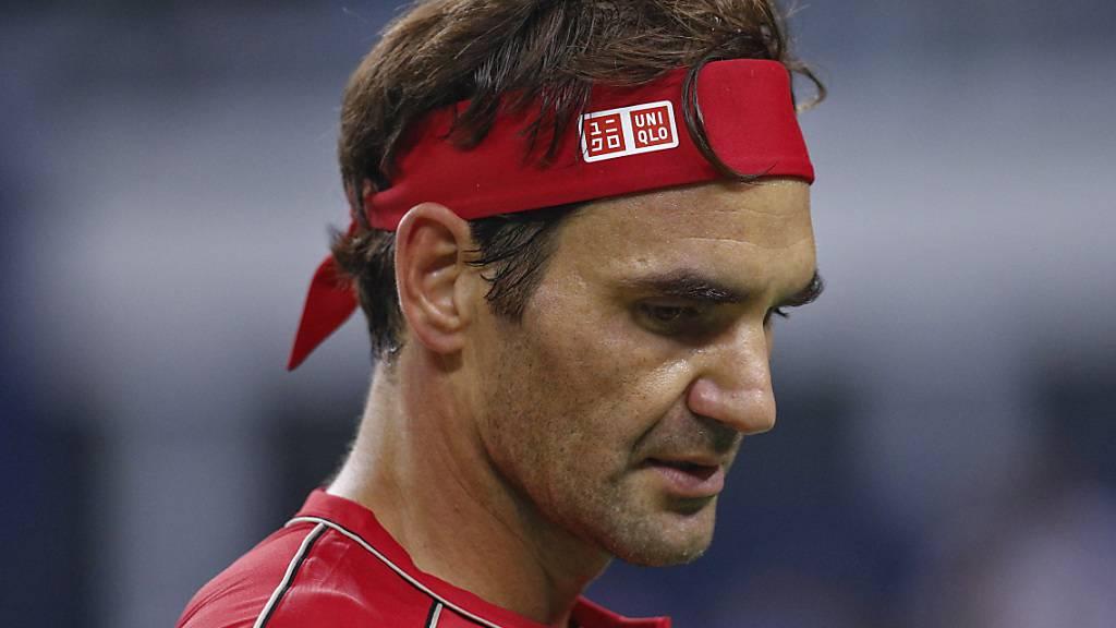 Federer spielt sich in nur 52 Minuten in die 2. Runde