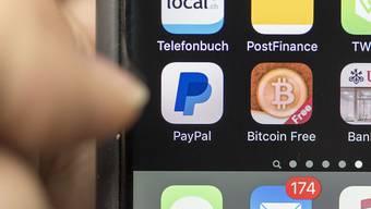 Die über Paypal abgewickelten Zahlungen betrugen im ersten Quartal 2018 gut 132 Milliarden Dollar. (Symbolbild)