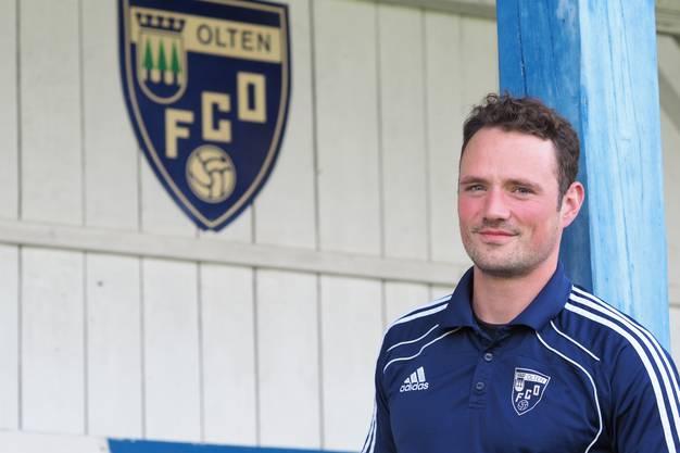 FC-Olten-Präsident Isidor Meyer.