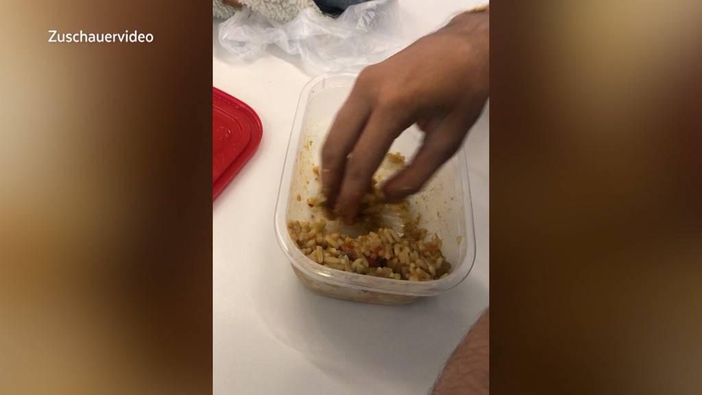 Essen mit den Fingern: Kein Besteck mehr in Solothurner Gymnasium