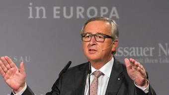 """Juncker will """"vernünftige Gesprächsbasis"""" mit Russland"""