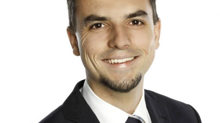 Christian Huber für Nationalrat im Rennen