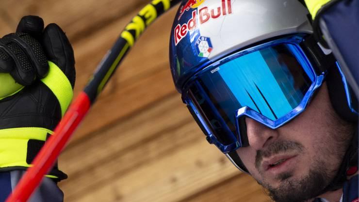 Im Moment nach einem Kreuzbandriss ausser Gefecht: Speedspezialist Dominik Paris