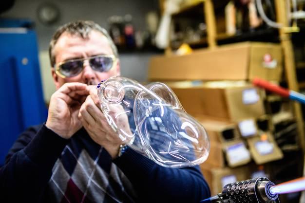 Sieht aus wie Seifenblasen machen