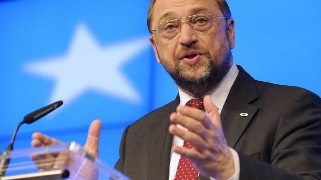 EU-Parlamentschef Schulz nennt die Einigung einen fairen Kompromiss