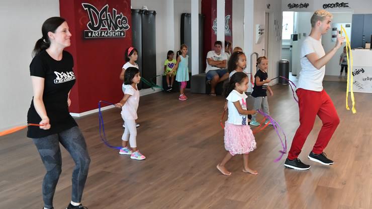 Alle zwei Jahre findet das Dance-Festival der Dance Art Adademy Oensingen statt. (Archivbild)