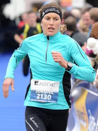 Simone Niggli, OL-Weltmeisterin.