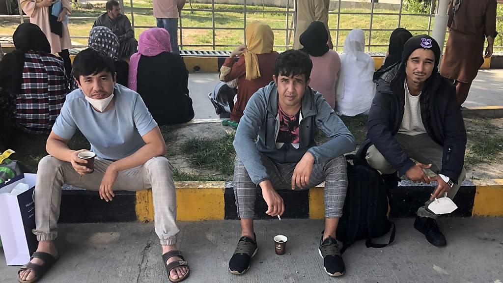 Afghanistan fordert vorübergehenden Abschiebe-Stopp aus Europa