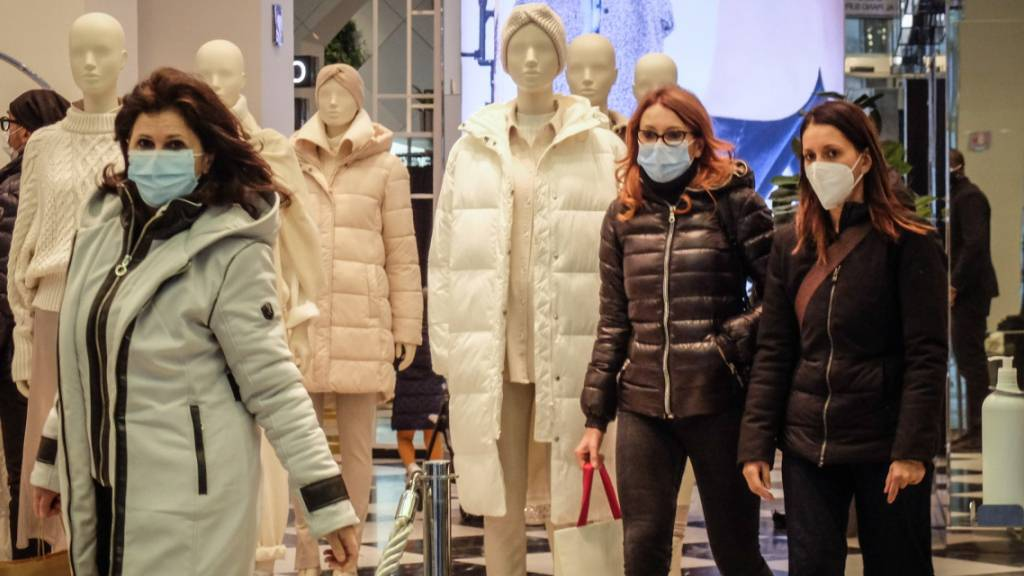 Die italienische Wirtschaft wächst im dritten Quartal um 15,9 Prozent. (Archiv)