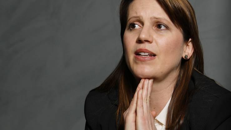 Chantal Galladé (SP) tritt nach 15 Jahren aus dem Nationalrat zurück.