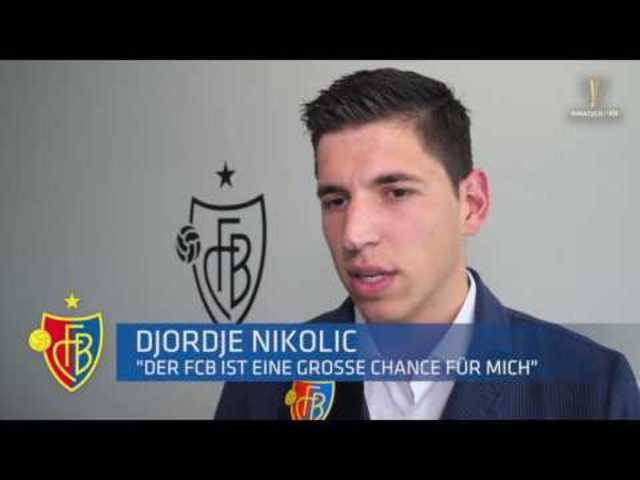Welcome to Basel: Djordje Nikolic