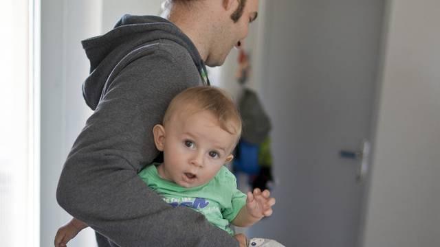 229 Männer besuchten 2011 das «Mannebüro», weil sie Probleme mit der Vaterschaft hatten. (Symbolbild)
