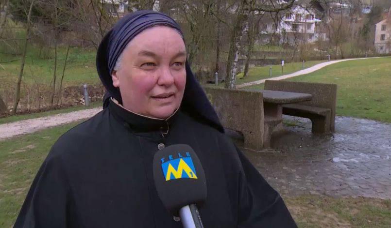 Nach Wegzug aus Verenaschlucht: Schwester Benedikta äussert sich
