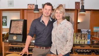 Stephane Wirth und Nadja Schuler wollen am bewährten Konzept festhalten.