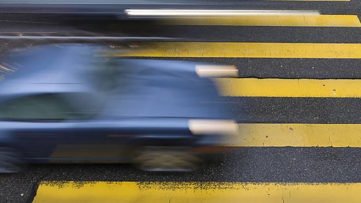 Die Kantonspolizei hat in Hinwil über ein halbes Dutzend Schnellfahrer gestoppt.