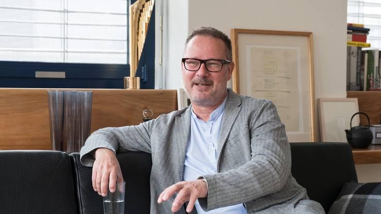 Andreas Beck betont, dass er die Nominierung zum Direktor des Burgtheaters nicht gesucht hat.
