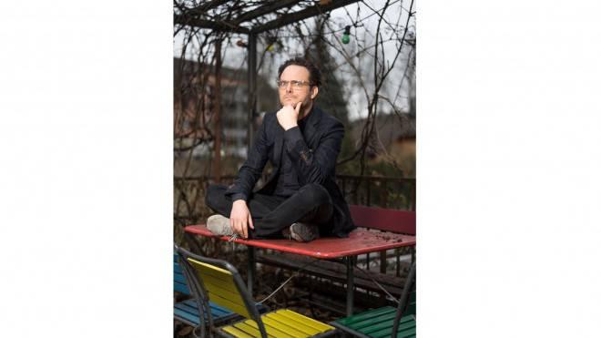 Wünscht sich blindwütige Unterstützung aus dem Leutschenbach: Late-Night-Showmaster Dominic Deville. Foto: Mario Heller