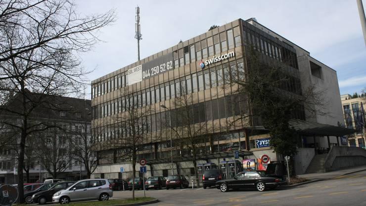 Die ehemalige Solothurner Hauptpost ist jetzt in Luzerner Händen.  andreas Kaufmann