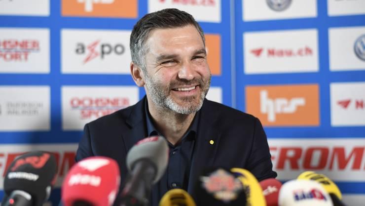 Der neue GC-Trainer heisst Tomislav Stipic.