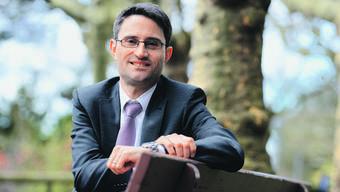 CVP-Mann Lukas Engelberger ist am Montagabend einstimmig zum neuen Präsidenten gewählt worden.