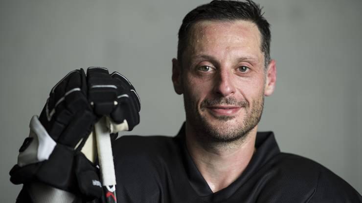 Der Schweizer Eishockey-Star Mark Streit