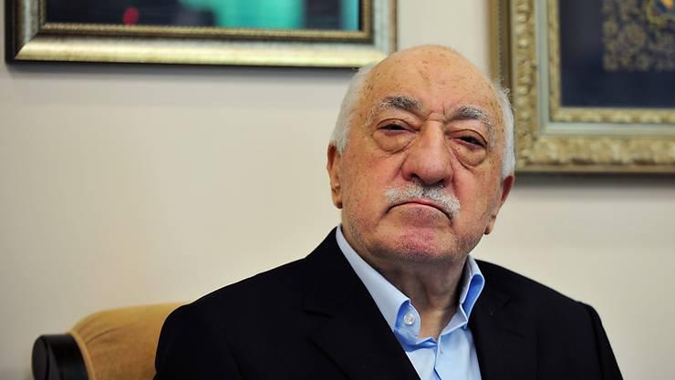 Der türkische Prediger Fethullah Gülen lebt seit 1999 im selbstgewählten Exil im US-Bundesstaat Pennsylvania. (Archiv)