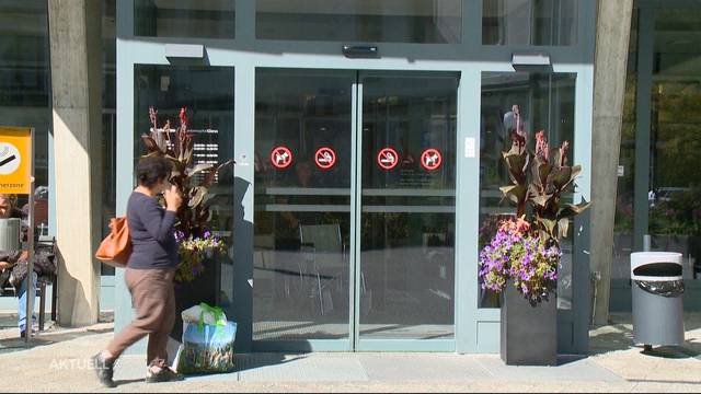 Aargauer fährt angeschossen ins Spital