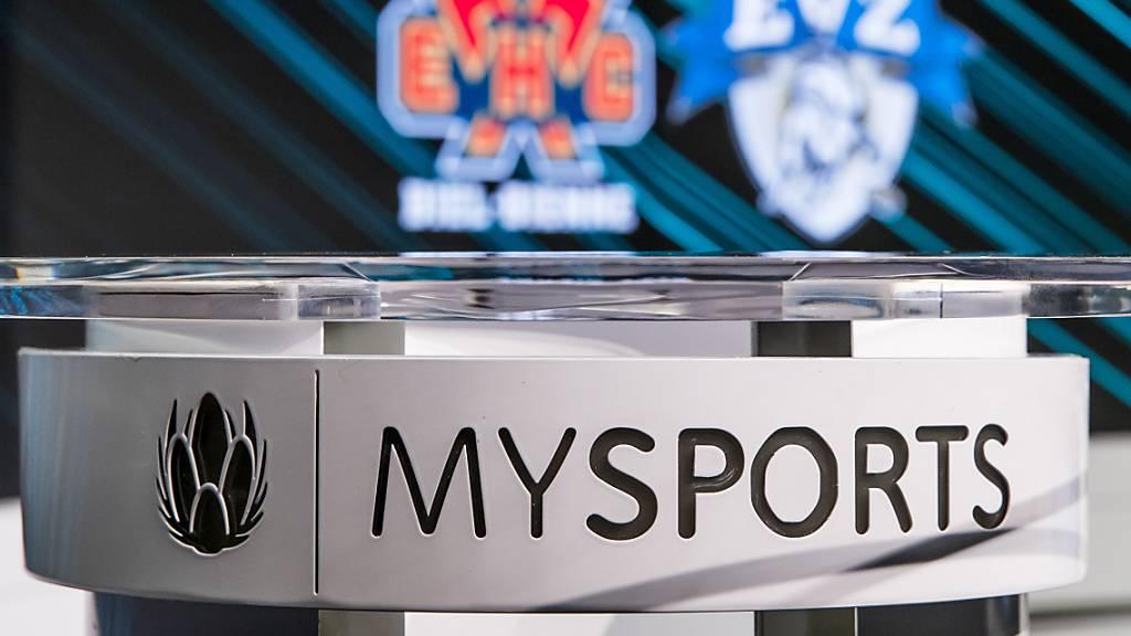 UPC verweigert Swisscom Übertragung von Eishockey zu Unrecht. (Archivbild)