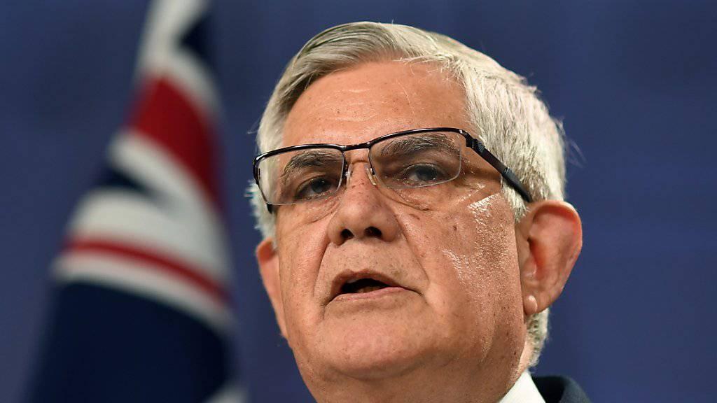 Der australische Minister für indigene Australier, Ken Wyatt, will ein Referendum über die Anerkennung australischer Ureinwohner in der Verfassung abhalten. Befürworter der Verfassungsreform argumentieren, sie werde im Kampf gegen die Diskriminierung von Aborigines helfen.(Archivbild)
