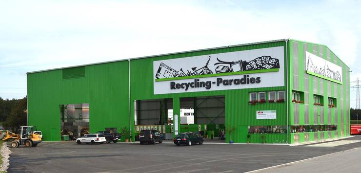 Die Recycling-Unternehmerin will in Spreitenbach zwei Hallen für ein neues Recycling-Paradies.