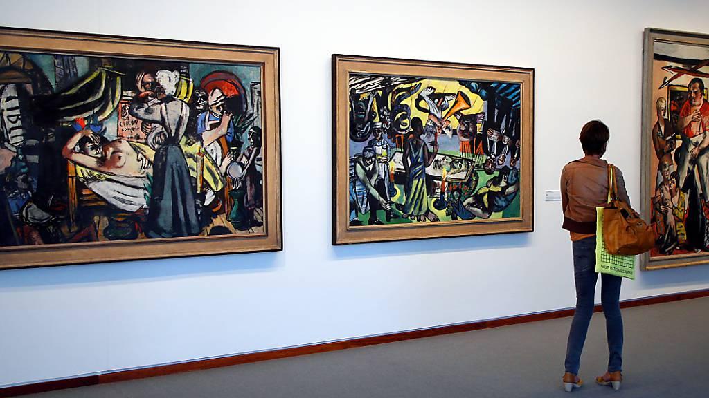 Neue Nationalgalerie Berlin eröffnet mit drei Ausstellungen