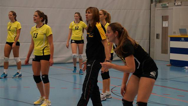 Jana Surikova hat den Draht zu ihren Spielerinnen schnell gefunden.