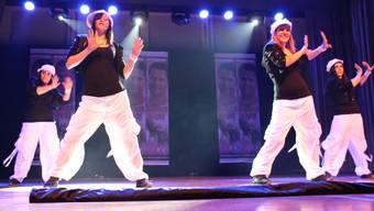 22 Tanznummern und 300 Tänzerinnen und Tänzer bei der Dance Night in Gränichen