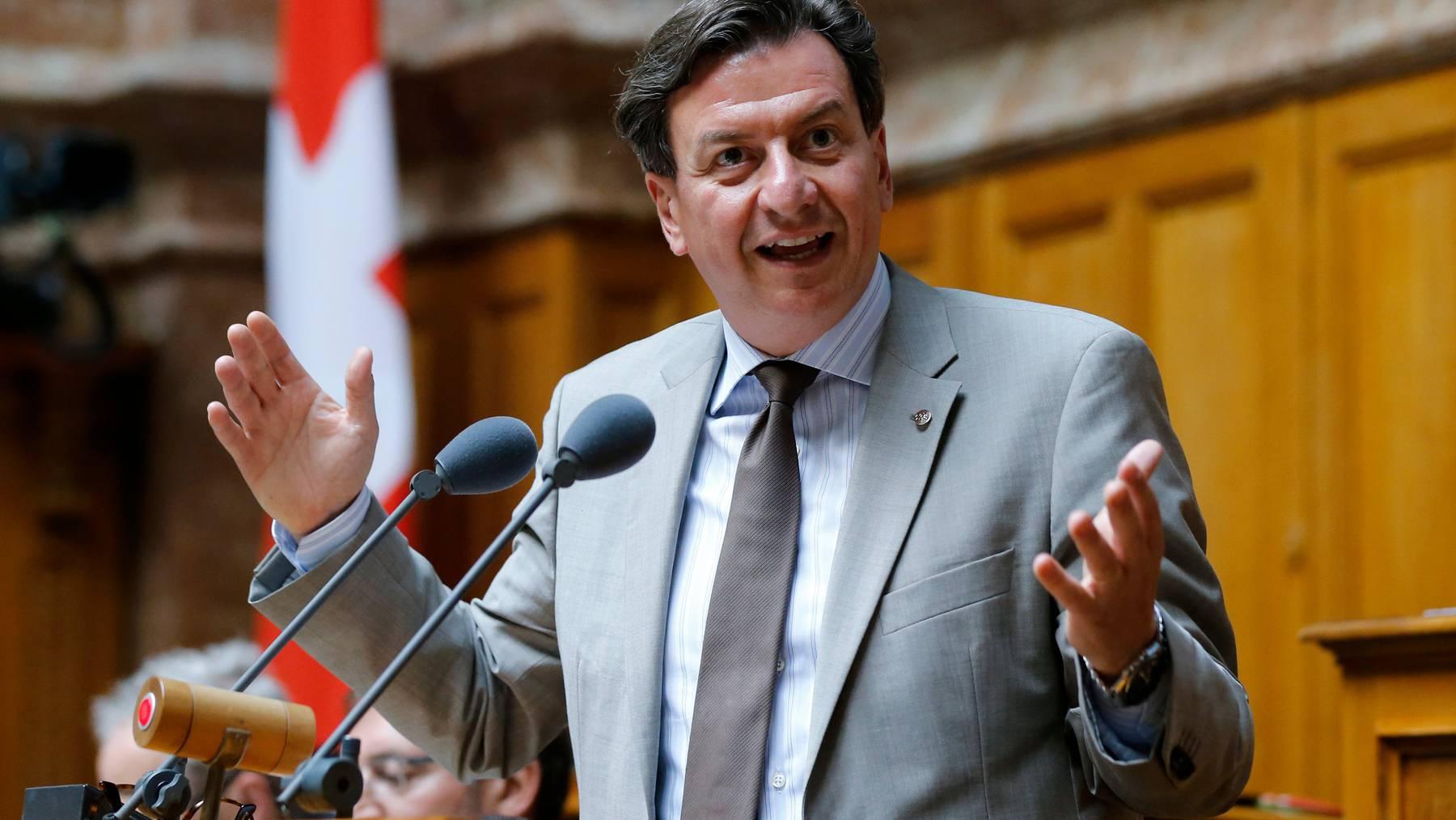Der abgewählte Berner SP-Nationalrat und Gewerkschafter Corrado Pardini macht sich selbstständig und wird Post-Verwaltungsrat.